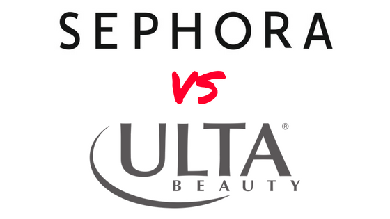 Sephora vs Ulta Beauty Product Comparison: Which is right