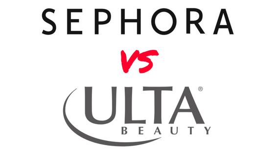 Sephora Logo Ulta Logo